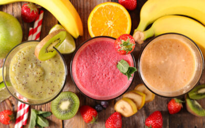 3 Smoothies to Make on National Smoothie Day